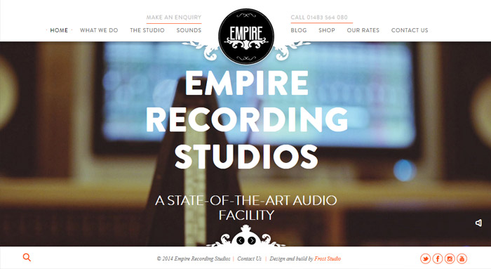 Empire Recording Studios