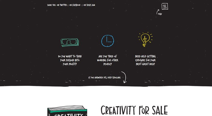creativity-for-sale